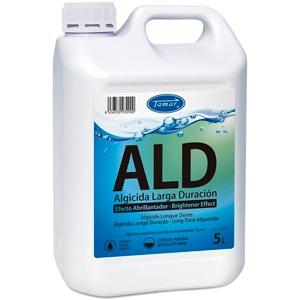 Alguicida o algicida Tamar 5 litros para piscina