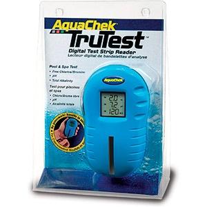 Medidor de pH y cloro digital AquaCheck TruTest