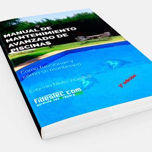 Libro Manual de mantenimiento avanzado de piscinas