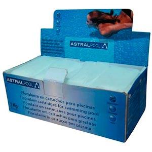 Floculante en bolsitas de tabletas Astralpool 11390