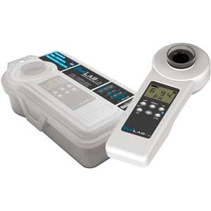 Medidor digital de cloro ph alcalinidad