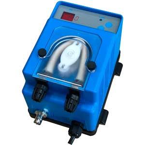 Dosificador automático de cloro con entrada para sonda Redox o pH