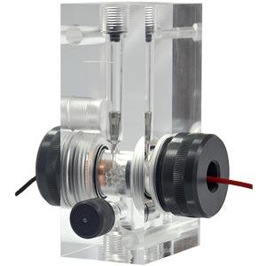 Sensor galvánico para medir cloro libre en línea de CRF Instruments