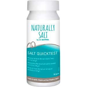 Tiras reactivas para medir salinidad Naturally Salt